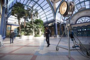 Alle maskers af: Nick Cave live in Alexandra Palace (bios)