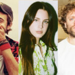 7 tracks: Lana Del Rey, Benny Sings, Smith & Burrows