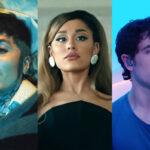 7 tracks: Ariana Grande, Bring Me The Horizon, Inhaler e.a.