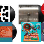 Gorillaz, Nick Cave, Elvis Costello of Typhoon op vinyl!