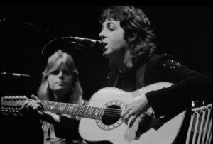 Een poging tot een interview met Paul en Linda McCartney (1976)