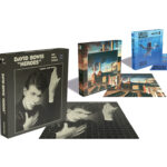 Album Art Puzzel van David Bowie, Nirvana of Pink Floyd
