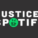 Grote actie tegen Spotify voor betere betaling