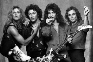 Eddie van Halen: 'Men neemt die rockmuziek veel te serieus' (1980)