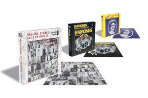 Album Art Puzzel van Ramones, Sex Pistols of Rolling Stones