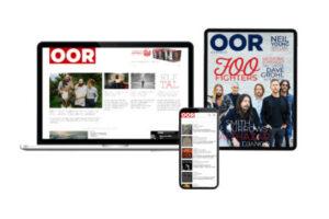 Voor slechts 2,95 euro lees je alles van OOR digitaal!