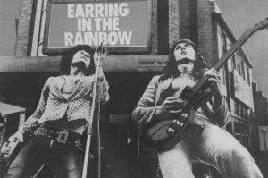 Golden Earring: Haagse branie in Rainbow Theatre (1974)