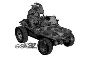 Niet okselfris: OOR's kennismaking met Gorillaz (2001)