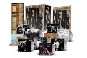 Win! De bomvolle boxset 'Neil Young Archives – Vol. II'