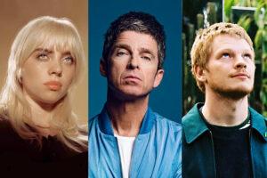 8 tracks: Noel Gallagher, Billie Eilish, Squid e.a.