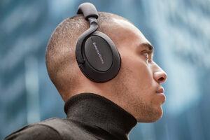 Een headphone met Abbey Road-kwaliteitsstempel