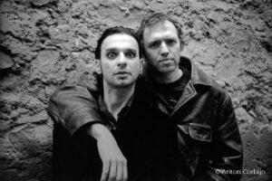 Anton Corbijn over Depeche Mode: 'Dave is een filmster'