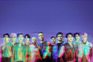 Coldplay deelt nieuwe single 'My Universe' met BTS
