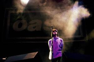 'Oasis Knebworth 1996': een band en zijn 250.000 fans