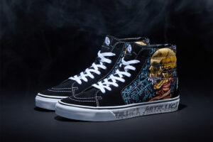 Vans viert 'The Black Album' met uniek design