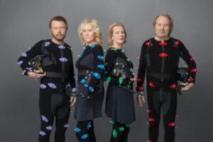 ABBA deelt 'Just A Notion', de nieuwe single van 'Voyage'